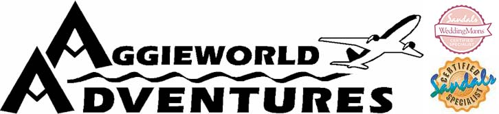 Aggie World Travel Logo