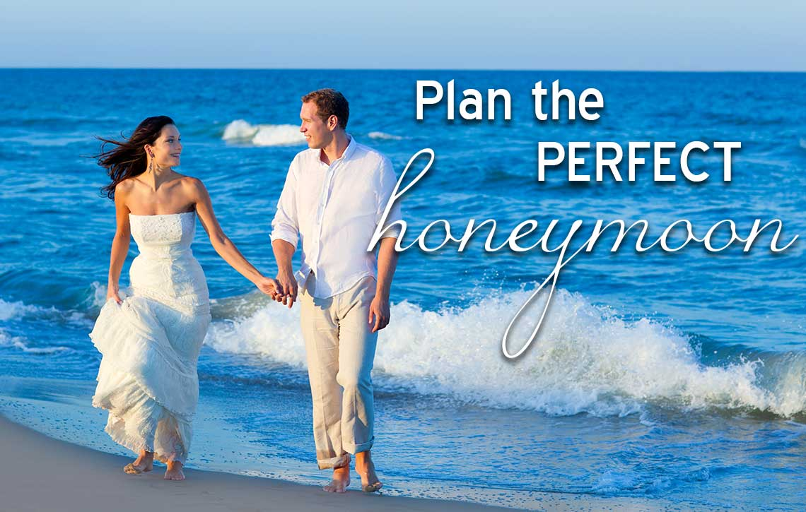 plan your honeymoon