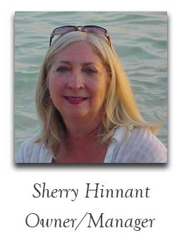 Sherry Hinnant Owner of Aggieworld Adventures Travel & Tours